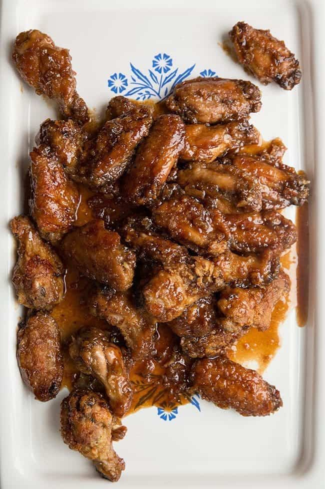 Japanese Chicken Wings from @kitchenmagpie