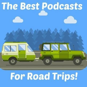 best podcast for road trips - 1
