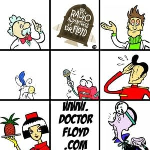 dr. floyd podcast icons