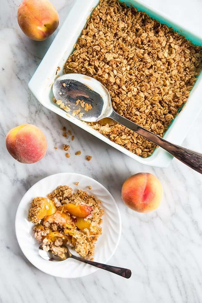 Healthy-Breakfast-Peach-Crisp5