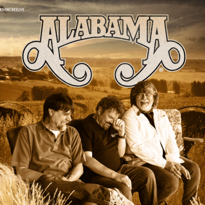 Enter to win 2 tickets to Alabama on Friday, July 15th at the River Cree Casino