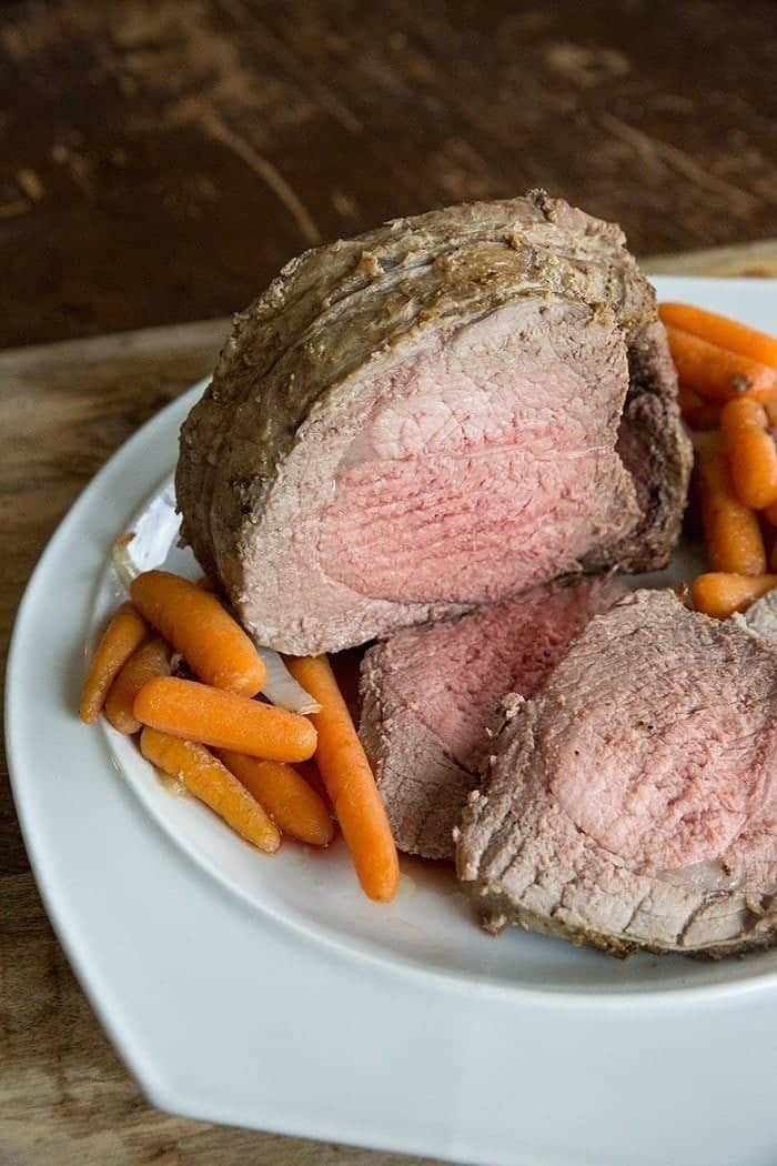 How to Cook a Sirloin Roast - From @kitchenmagpie
