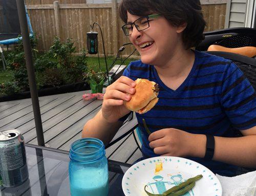 My Children's Summer Odes to  Buzzing Gardens