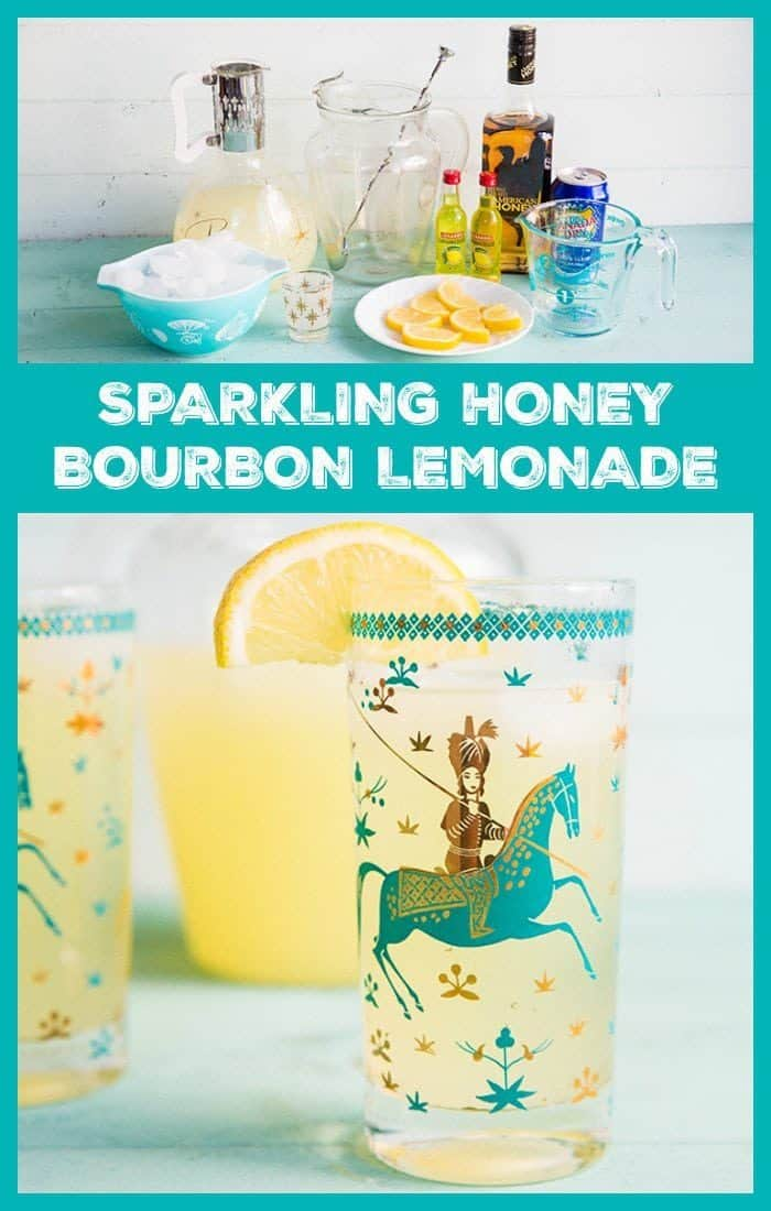 Sparkling Honey Bourbon Lemonade5
