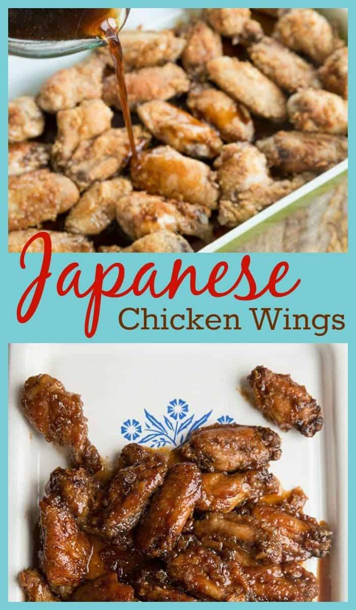 Japanese Chicken Wings! The best wing's you'll ever taste! From @kitchenmagpie
