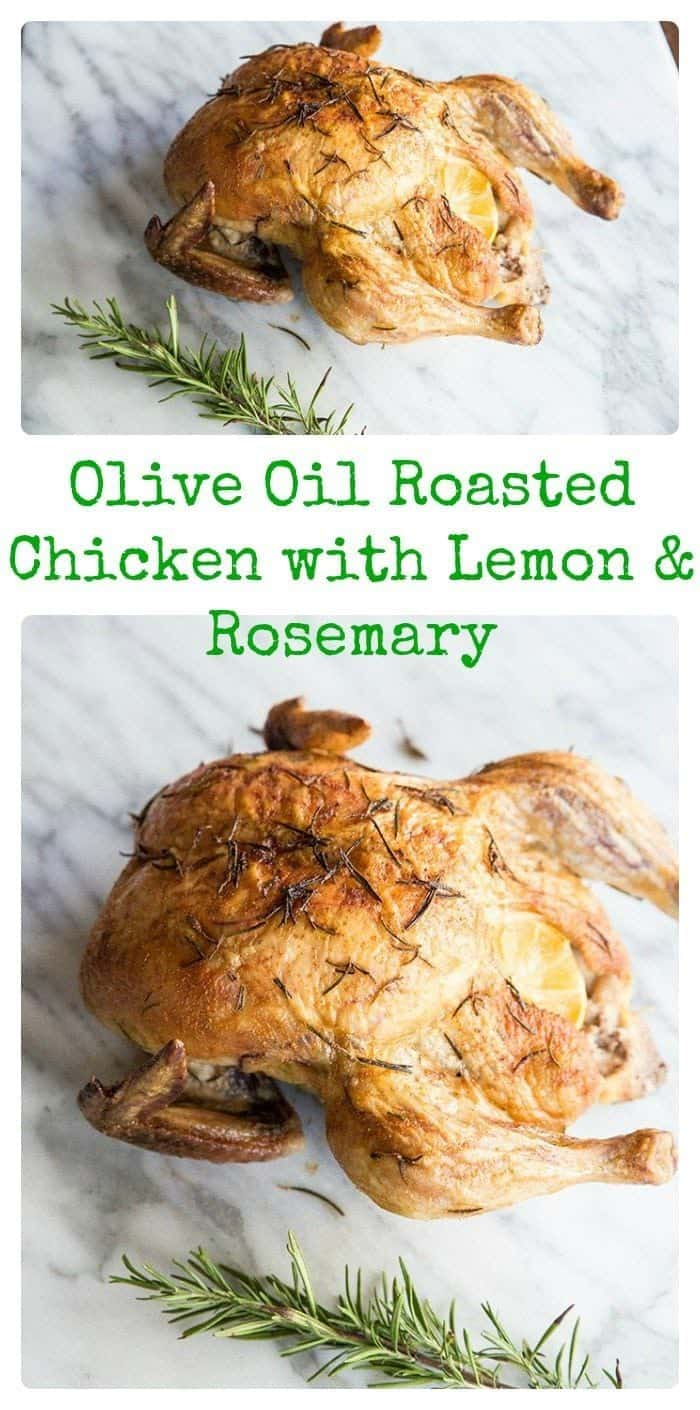 how to cook chicken with olive oil