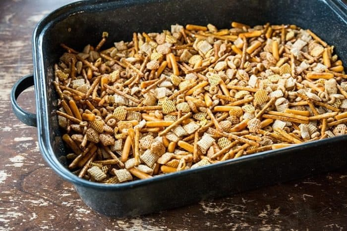 Homemade Nuts and Bolts Recipe