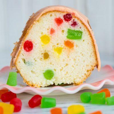 Gum Drop Cake