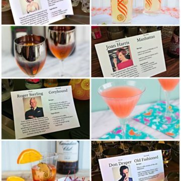 How to Throw a Mad Men Party