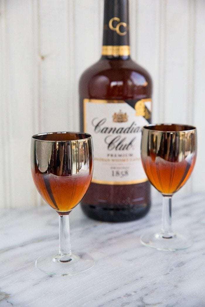 Classic Manhattan Recipe