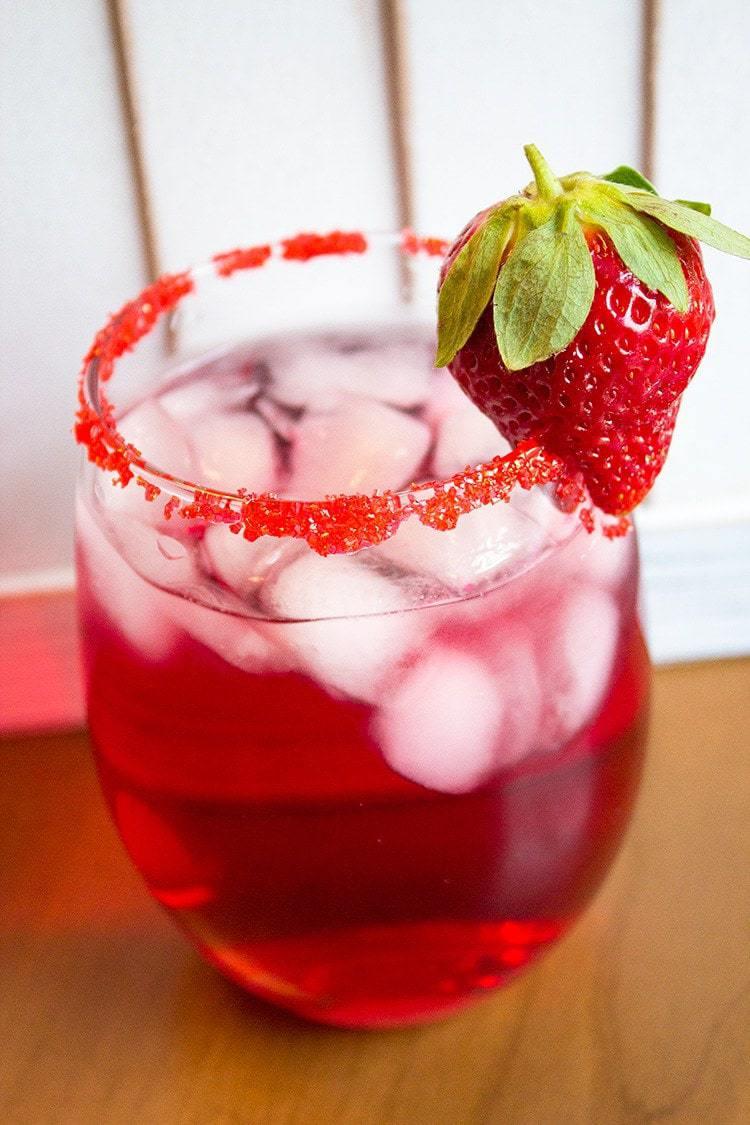 Valentine Cocktail Recipes