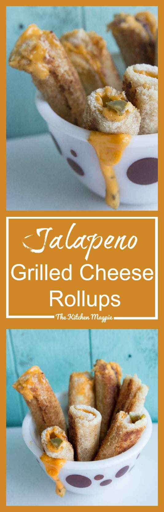 grilled cheese rollups