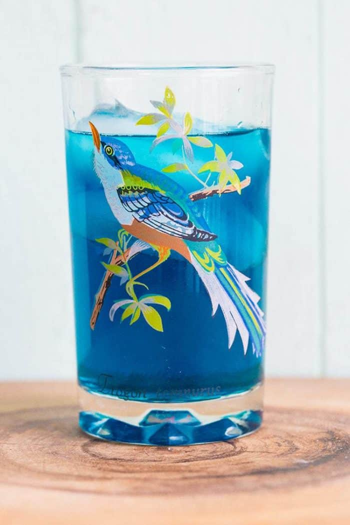 Bluebird Cocktail Recipe