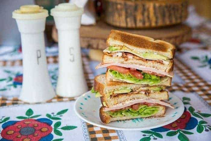 The Ultimate Clubhouse Sandwich