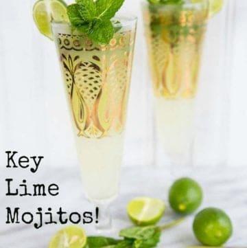 Key Lime Mojito Recipe