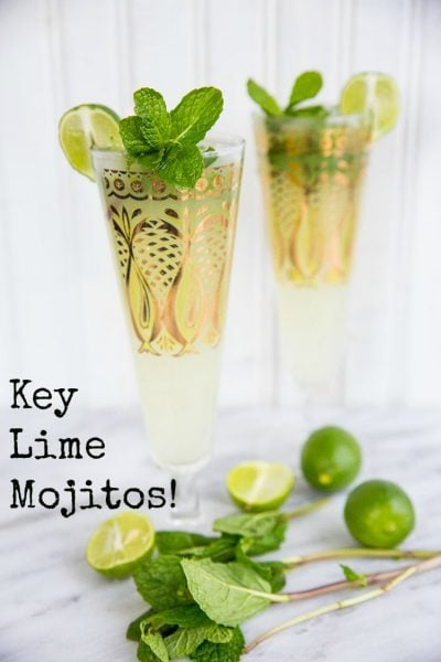 Key Lime Mojito Recipe