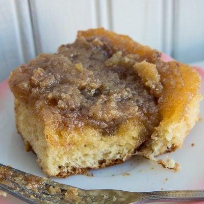 Brown Sugar Caramel Cream Cinnamon Buns