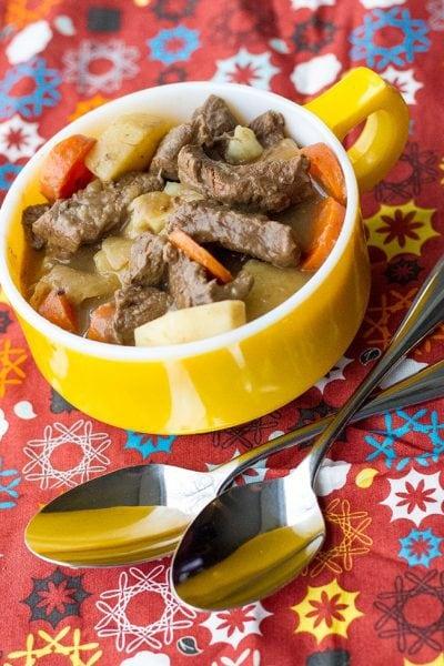 Venison Stew from Scratch