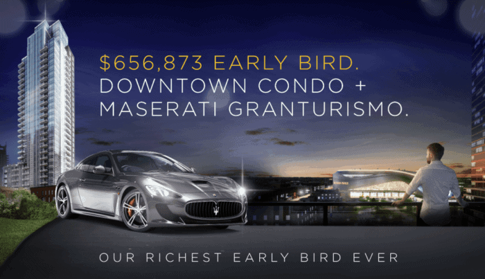 The Edmonton Full House Lottery