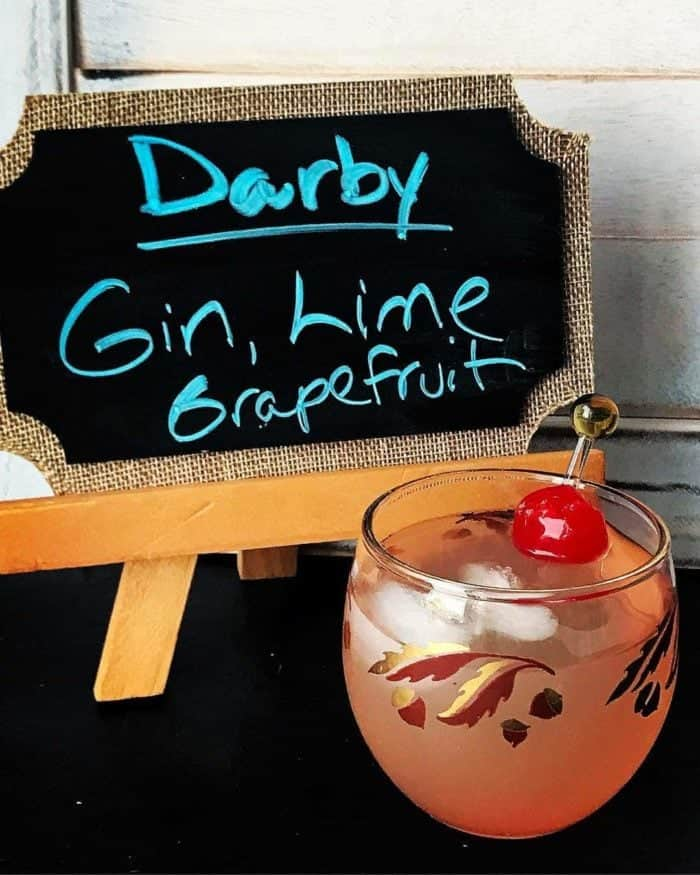 Darby Cocktail