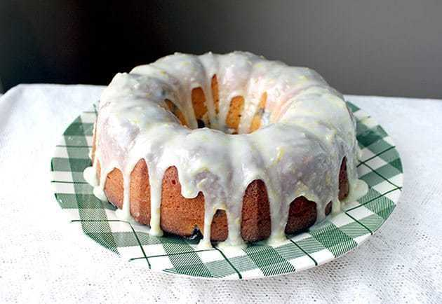 How To Make A Lemon Icing Glaze The Kitchen Magpie