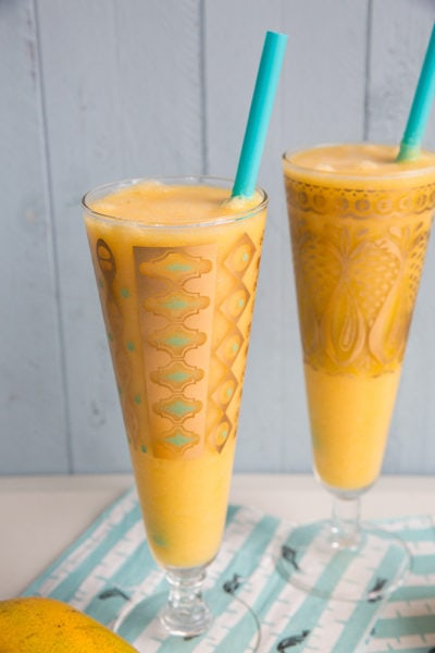 Pineapple Mango Margarita Recipe and a Giveaway!