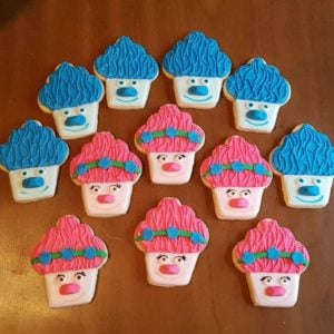 the best rolled sugar cookies - 1