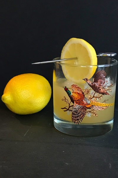 The Boating Punch Cocktail