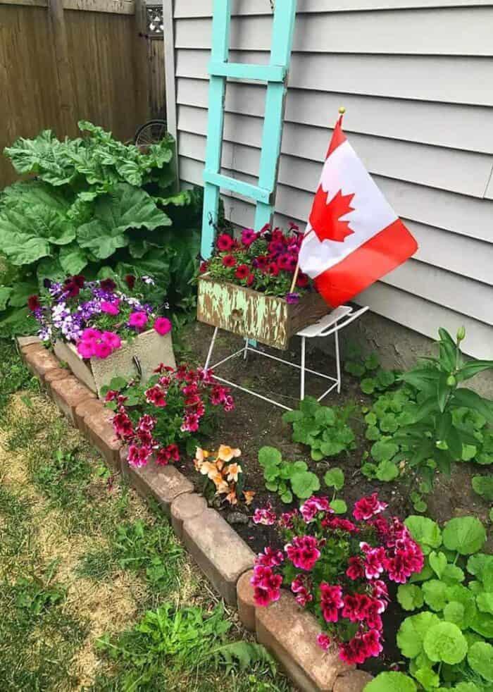 My Blooming, Buzzing Garden