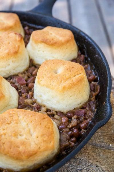 Pork & Beans Cowboy Casserole