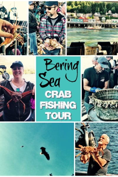 The Bering Sea Crab Fishermen's Tour, Ketchikan, Alaska