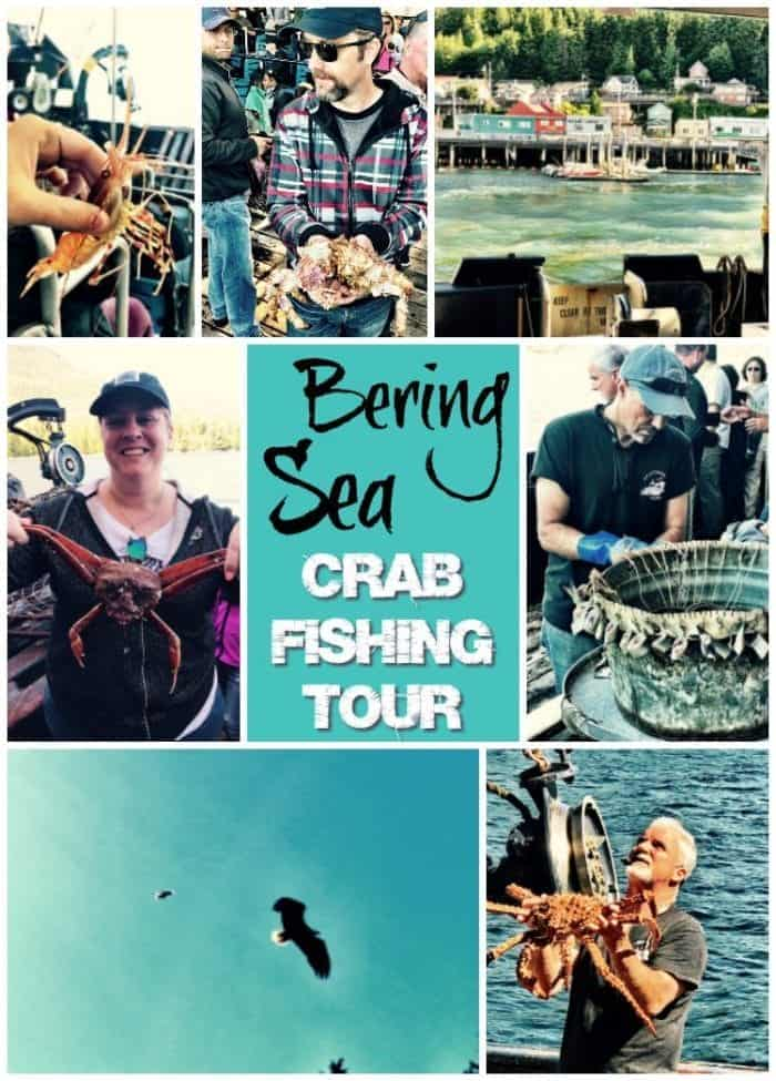 The Bering Sea Crab Fisherman's Tour, Ketchikan, Alaska