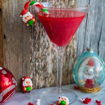 Shimmery Santa Baby Cocktail