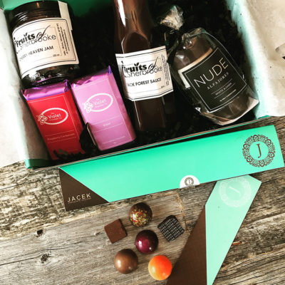 "The Fabulous YEGBox ""Foodie Edition"" Giveaway"