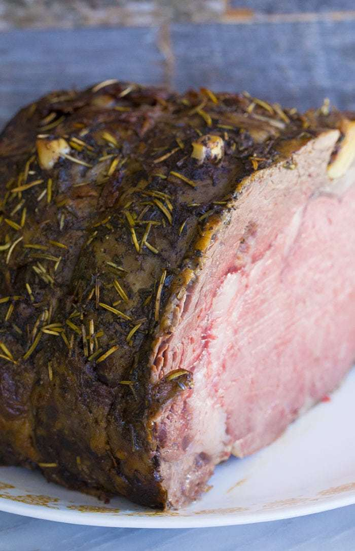 how to cook prime rib roast youtube
