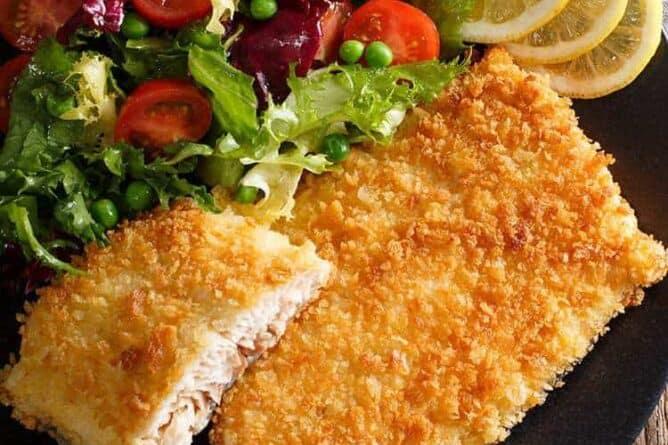 Zesty Ranch Air Fryer Fish Fillets The Kitchen Magpie