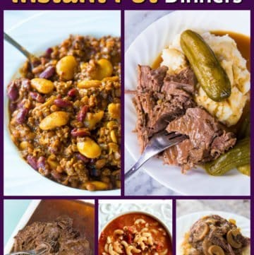 5 Great Beef Instant Pot Dinners That You HAVE to Try!