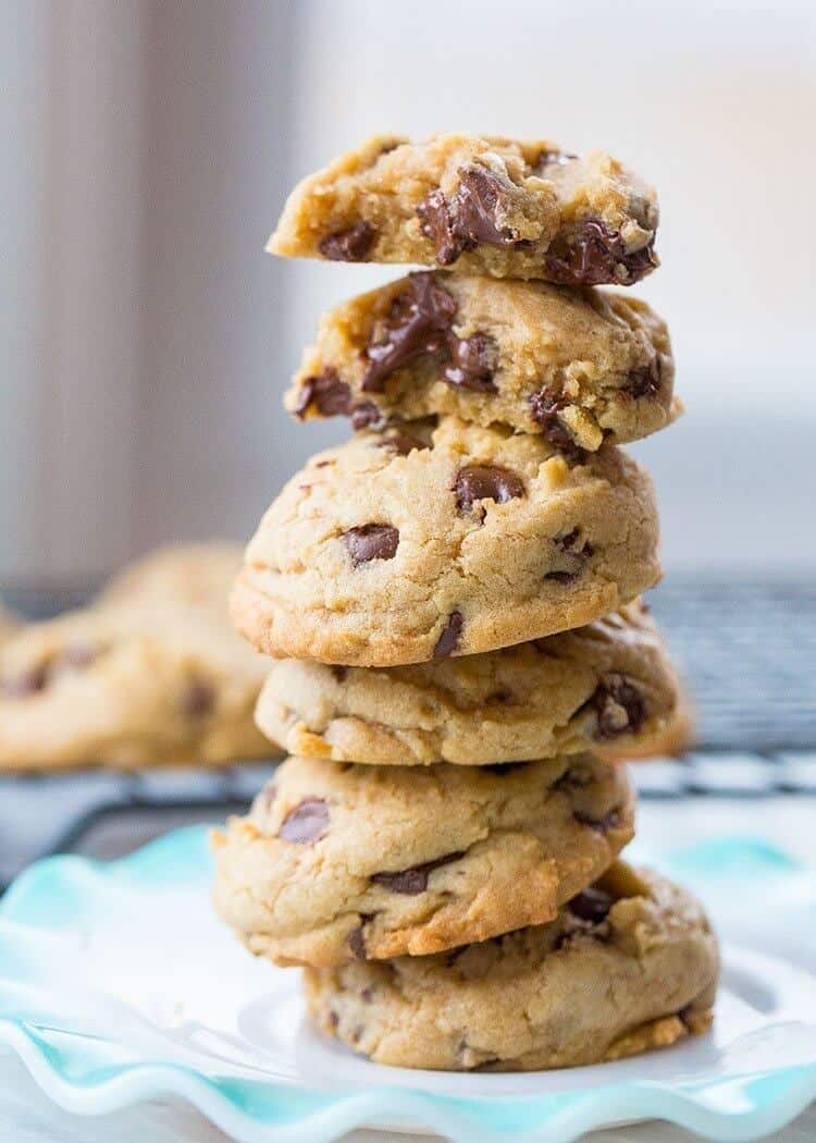 Chocolate Chip Cookie Recipe Without Baking Soda or Baking Powder