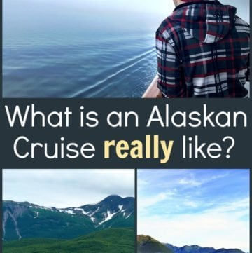 What is an Alaskan Cruise Really Like?