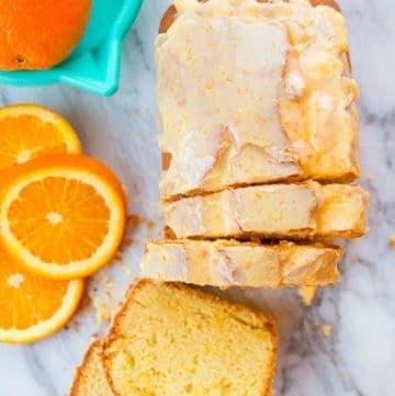 Amazing Orange Loaf Cake