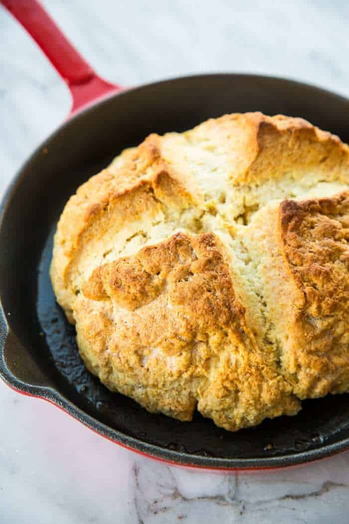 Fast and Easy Irish Soda Bread