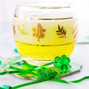 Irish Sour - St. Patrick's Day Cocktail