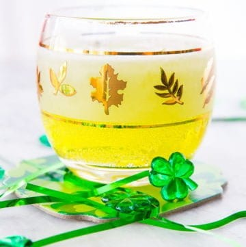 The Irish Sour – The Perfect St. Patrick's Day Cocktail!