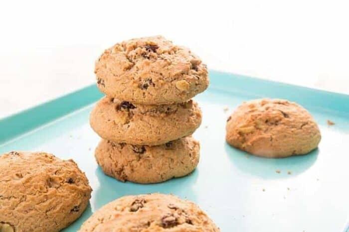 Classic Hermit Cookies