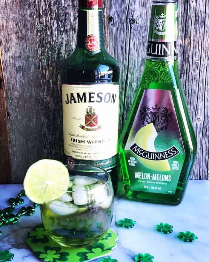 The Irish Sour - The Perfect St. Patrick's Day Cocktail!
