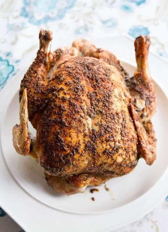 Butter Roasted Chicken The Only Roast Chicken Recipe You