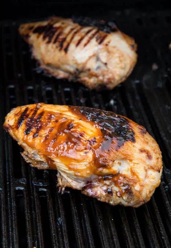 Barbecue Grilled Chicken Marinade The Kitchen Magpie