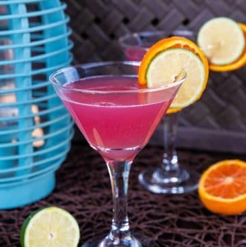 How to Make a Cosmopolitan Cocktail Drink