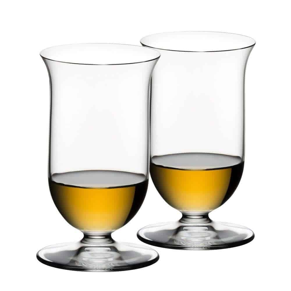 Riedel scotch glass