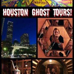 Houston's Nightly Spirits Historic Haunted Pub Tour